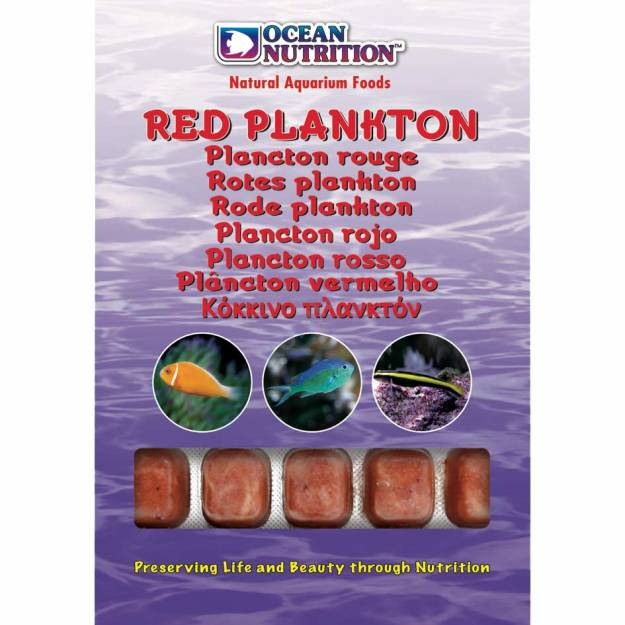 Ocean Nutrition Red Plankton 100g