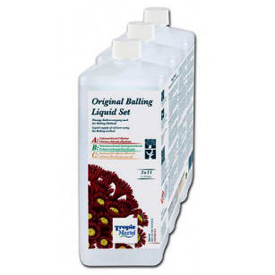 Tropic Marin Original Balling Liquid Set  3x1l