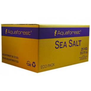 Aquaforest Sea Salt 25kg box