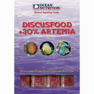 ON Frozen Discusfood + 30% Artemia100g