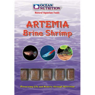 ON Frozen Brine Shrimp Artemia 100g