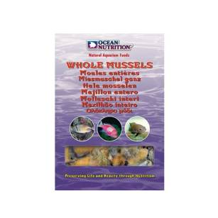 Ocean Nutrition Whole Mussel 100g