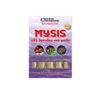 ON Frozen Mysis+spirulina+czosnek 100g