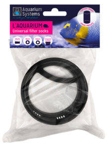 Aquarium Systems Universal Filter Socks 50 mic