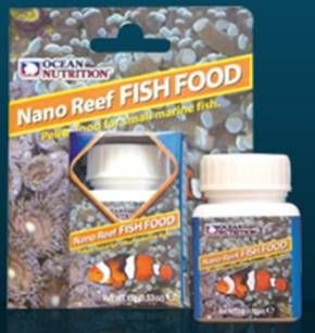 Ocean Nutrition Nano Reef Fish Food