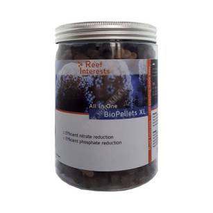 Reef Interest All in one biopellets XL 600g