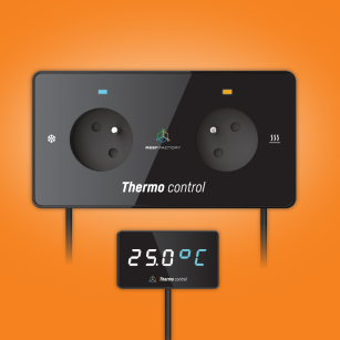 Reef Factory Thermo view monitor temperatury (termometr SMART)
