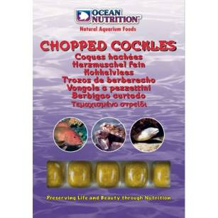 Ocean Nutrition chopped cockle sercak100g
