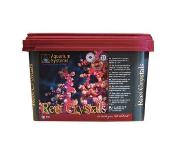 Aquarium Systems Reef Crystal 4kg