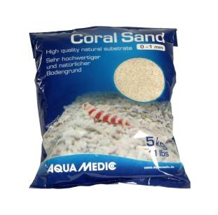 AM Coral Sand 0-1 mm 5kg