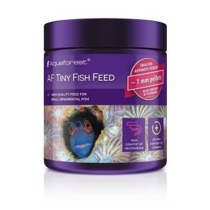 Aquaforest AF Tiny Fish Feed 120g